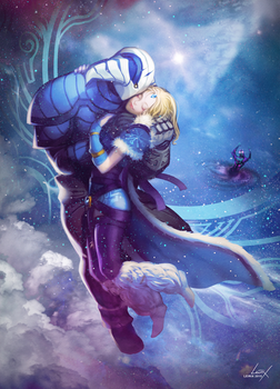 Lane with you for the rest of my life by Leirix