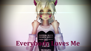 {MMD x FNAF x OC} Everybody Loves Me  -Motion DL- by Mikkaichi