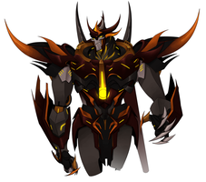 Your Lord and Savior Predaking by Shuuvii