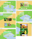dA profile: Spring pixel meadow theme by UszatyArbuz
