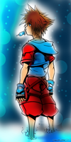 Quick Photoshop Coloring - Sora by InMoeView
