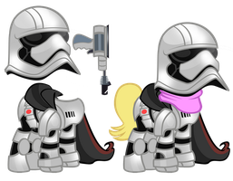 Captain Phasma Cosplay by PixelKitties