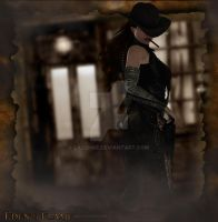 Eden's Flame:  Dead Or Alive by Laschae