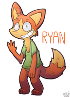 Comm: Ryan by LeoTheLionel