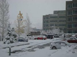 Utah Snow Pic 4 by JCServant