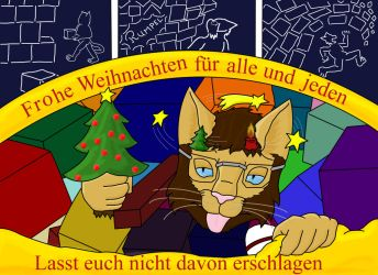 Xmas2017-3 by Wer-Kater