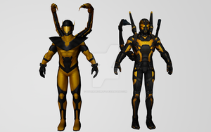 Yellowjacket Collection by Pitermaksimoff