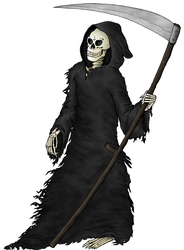 Reaper by delusionalHamster