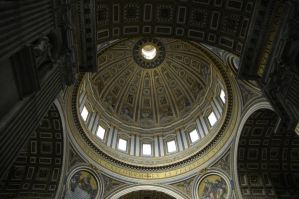 Vatican Dome by Panzer-13