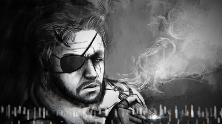Big Boss - Phantom Pain by IsiacDaGraca