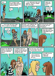 The Lives of X!Gloop: Xkolp, Page 9 by Reinder