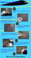 DIY BJD Dorky glasses Tutorial pt 4 by JunMinseung