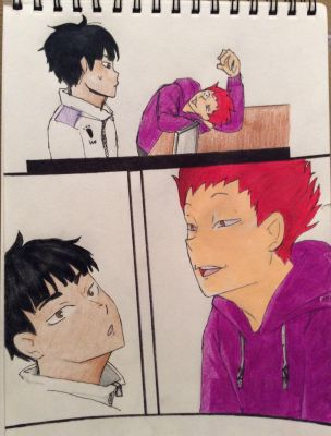 wow haikyuu 301 sure is good by LovelySisters
