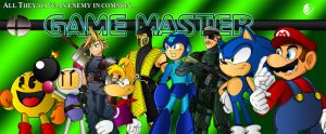 The Game master by XAMOEL