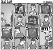 TV Trouble Part 1 by deaddays