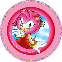 :: Amy the Badge :: by Zachary-Moonlight