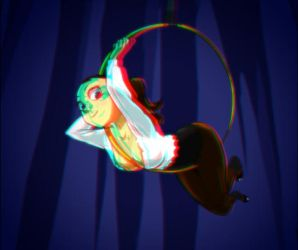 3D circus for 3Ds by kosal