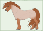 Tundra pony import 005 - SOLD by Danesippi