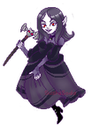 Pixel Missi (the Night Fanart) by Sushi-Soda