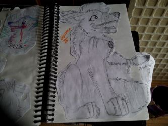 School Sketches #2 by Gsdlover7