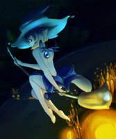 Water Witch by ZikauAlpha
