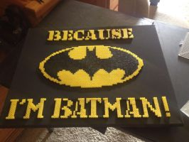 Because, I'm BATMAN! by xXXxNightShadexXXx