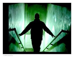 green exit by adras