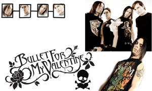 Bullet For My Valentine by nora96