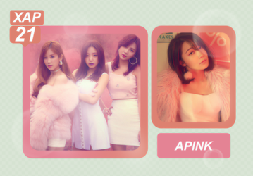 Photopack 5262 // APink (Percent). by xAsianPhotopacks