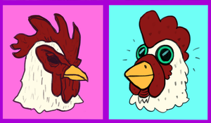 Hotline Miami/Payday 2 - there was a joke here by z-enis