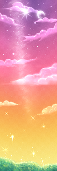 Sky Custom Box Background 2 by SachiHana