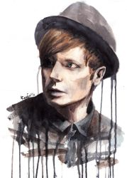 Patrick Stump by RoofusCreatures