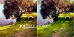 Holiday action by obsessedwithyoou