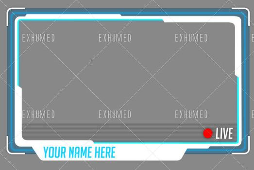 Twitch Overlay webcam by 3xhumed