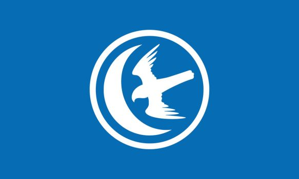 The Flag of House Arryn by achaley