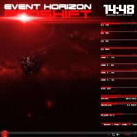 Event Horizon RedShift by StArL0rd84