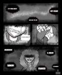 Drearytale Page 1 by SaltyRave97