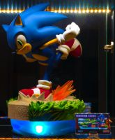First 4 Figures Modern Sonic Statue (Exclusive Ver by Cobra-Roll