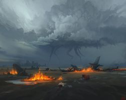 Ghost Of The War by RHADS
