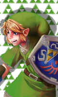 SmashBros:Link by Zeighous