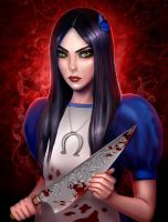 Alice madness Return by bylorang