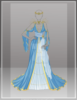 Auction: Adoptable Outfit 1 [CLOSED] by Lumissencia