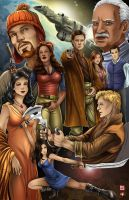 Firefly: Can't Take the Sky From Me by WiL-Woods