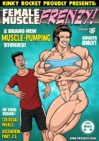 Female Muscle Frenzy 5 by KinkyRocket