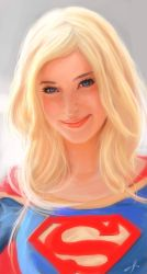 Supergirl by eronzki999