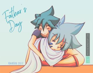 Happy Father's Day by prongsie