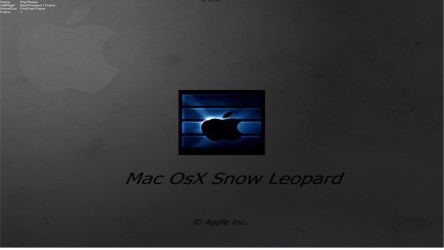 Mac Animated boot skin 4 win7 by imcoolkk