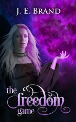 SOLD book cover - The Freedom Game by CathleenTarawhiti