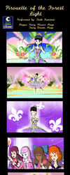(MRA)(Event)(S,D)Tsuki's Debut Finale by aliciadreamart