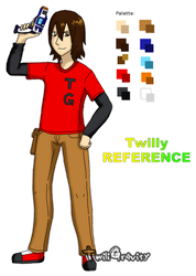 Twilly Persona REFERENCE by TwiliGravity